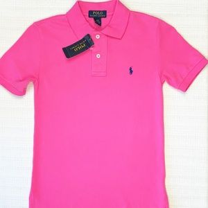 NWT RALPH LAUREN POLO CHILD SIZE 8